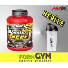 Amix Anabolic Monster Beef Protein Tozu 2200 gr