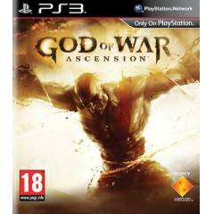 GOD OF WAR ASCENSION TÜRKÇE PS3 HD PAL SIFIR
