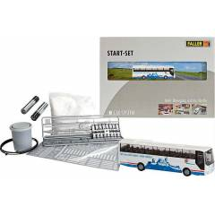 1:87 Ho Faller Car System Start-Set Reisebus MAN