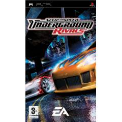 PSP OYUN  - NEED FOR SPEED  UNDERGROUND RIVALS