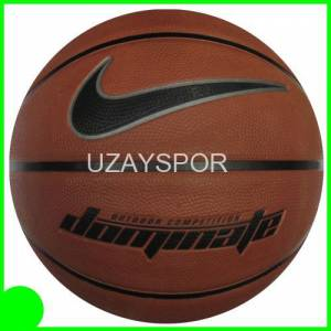 Nike 801 Dominate Kau�uk 7 No Basketbol Topu 2NN