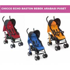 Chicco Echo Baston Bebek Arabası Puset