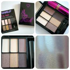Makeup Revolution I HEART I AM NAKED PALETTE