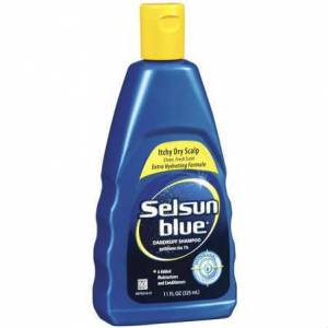 Selsun Blue kepek �ampuan� itchy dry scalp