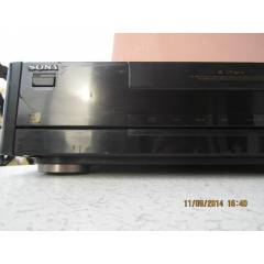 SONY PROFESYONEL STEREO VHS VİDEO  RECORDER