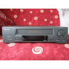 SHARP M330  VHS VİDEO RECORDER