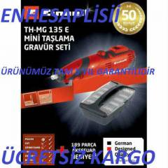 Einhell TH-MG 135 E Mini Taşlama ve Gravür Seti