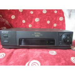 SONY SLV-E260 VHS VİDEO RECORDER