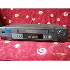 SONY SLV-ED33  VHS VİDEO RECORDER