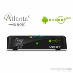 ATLANTA HDBOX SMART G4 MINI ANDROID UYDU ALICI
