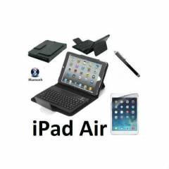 İPAD AİR / İPAD5 KLAVYELİ BLUETOOTH KILIF
