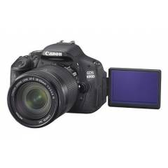 CANON CAMERA EOS 600D 18-55 IS II