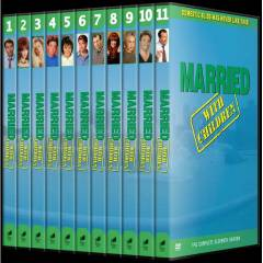MARRIED WITH CHILDREN 1-11 SEASON-HEDİYELİ