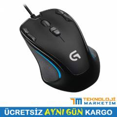 Logitech G300S Gaming Mouse Oyuncu Mouse