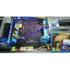 Ps3 Move Set  2 Oyun + 1 Kol + Cam + Kitap