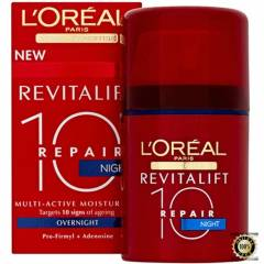 Loreal Paris Revitalift Gece Kremi 50ml