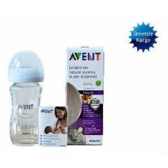 PHİLİPS AVENT NATURAL 240 ML CAM BİBERON