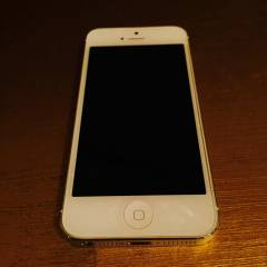 APPLE IPHONE 5 BEYAZ 16 GB
