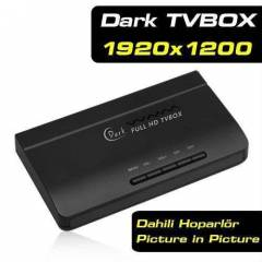 DARK Harici TV BOX 1920x1200 Analog TV Kartı DK-
