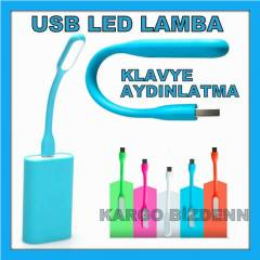 USB LAMBA LED LAMBA NOTEBOOK KLAVYE AYDINLATMA