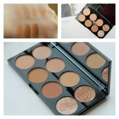 All About Bronz Palette