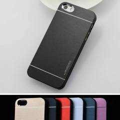 iPHONE 4-4S KAPAK SLİM ORJİNAL MOTOMO+3 FİLM