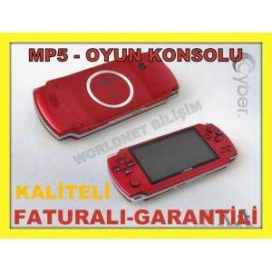 L�SON 3000oyun PSP MODEL MP4-MP5 OYUN KONSOLU