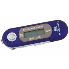 POWERWAY PW-001 2 GB PİLLİ RADYOLU MP3 ÇALAR