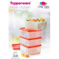 TUPPERWARE ANTARTİKA 4 LÜ SET(4X400ML)