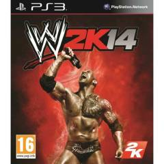 PS3 WWE 2K14 PS3 Ultimate Warrior Edition PAL
