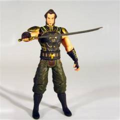 Batman Arkham City Series 3 Ra's Al Ghul Figür