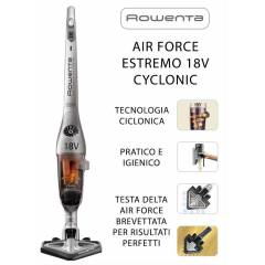 Rowenta RH8758 Air Force Extreme 18V FATURALI