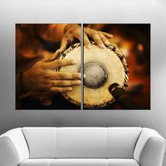 İs301 Darbuka Parç.Tablo 70x100cm