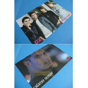 POSTER BIG TIME RUSH & CAGATAY ULUSOY