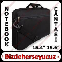 15 15.4 15.6 inç Notebook Laptop Çantası