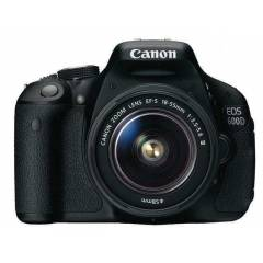 Canon EOS 600D + 18-55mm Lens Kit