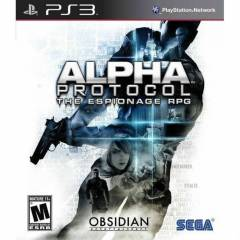 Sony Playstation 3 OYUN ALPHA PROTOCOL PS3 PS 3