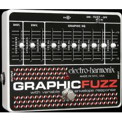 Electro-Harmonix GRAPHIC FUZZ EQ/Distortion/Sust