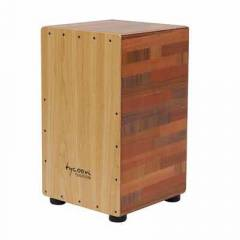 Tycoon Cajon TKT-29 Wood Mixture/American Ash