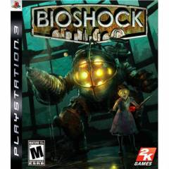 Sony Playstation 3 OYUN BIOSHOCK PS3 PS 3