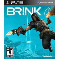 Sony Playstation 3 OYUN BRINK PS3 PS 3