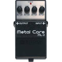 Boss ML-2 Distortion Pedalı [DD]