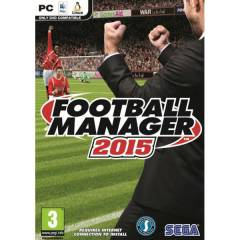 PC FOOTBALL MANAGER 2015 KUTULU SIFIR TÜRKÇE