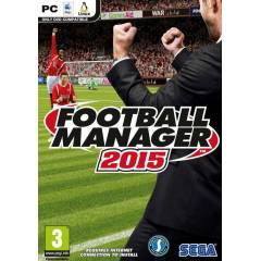 FOOTBALL MANAGER 2015 TÜRKÇE PC ORJINAL DVD