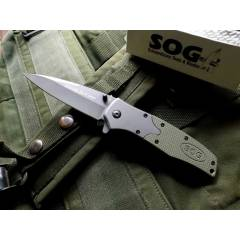 SOG FA02 FLASH TANTO MILITARY BIÇAK