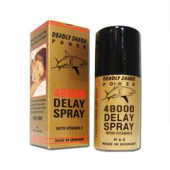 Geciktirici Sprey Deadly Shark Power Delay 48000
