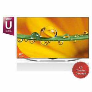 LG 49UB850V 4K UHD  3D SMART LED TV