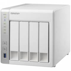 QNAP TS-431+ Plus All in One Turbo NAS