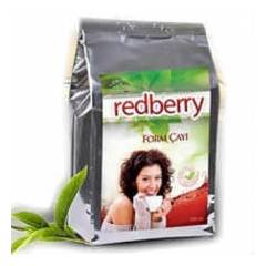Redberry Çayı-Redberry Tea (Red Berry Tea)