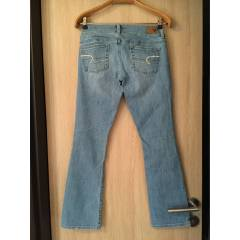 AMERICAN EAGLE OUTFITTERS BAYAN JEAN FADED LIGHT